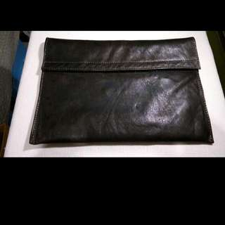 Exclusive Leather Laptop Carrier
