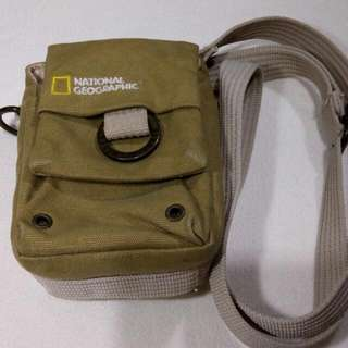 National Geographic Earth Explorer Nano Compact Camera Pouch Bag