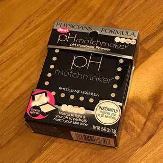 (Wholesale 30%) Physicians Formula pH Matchmaker pH Powered Powder Light