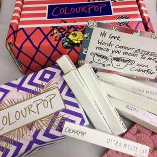 Colourpop Cosmetics 💯 Authentic