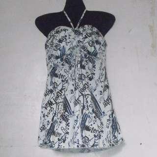 2in1 Printed dress