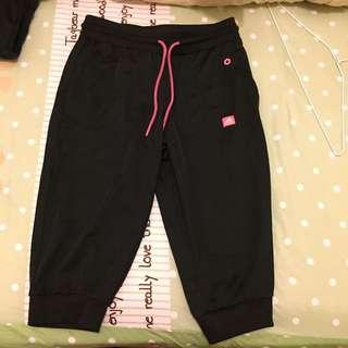 Adidas 女生5分褲