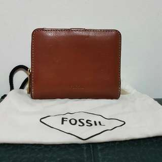 FOSSIL銀包