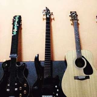 Freelance Guitar/bass Lesson