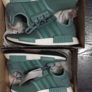 NMD R1 Teal (Couple Shoes)