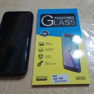 Samsung S8 Screen Protector (Not S8+)