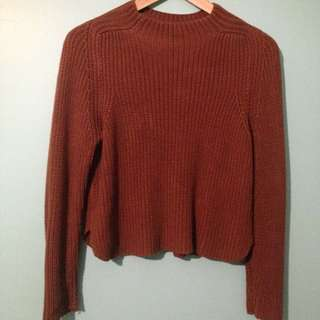 American Apparel Knit Sweater