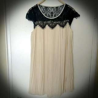 ASOS Babydoll Lace Dress S/M