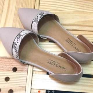 Grace gift 平底鞋 #500元好女鞋