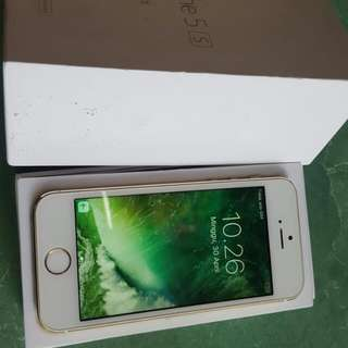 Iphone 5s 32gb Gold Mumer
