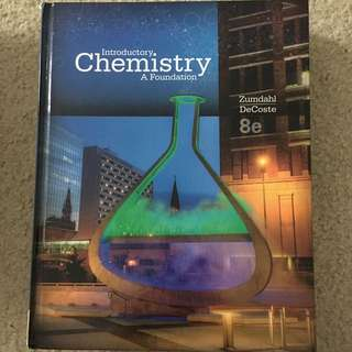 Introductory Chemistry A Foundation 8th Edition