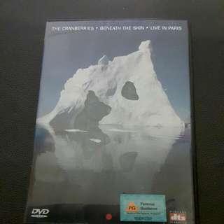 DVD - The Cranberries Live In Paris