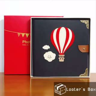 [Sold Out] Hot Air Balloon Journey DIY Photo Album (CAA1417)