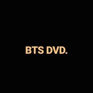 [WTB/LF] LOOSE BTS DVD