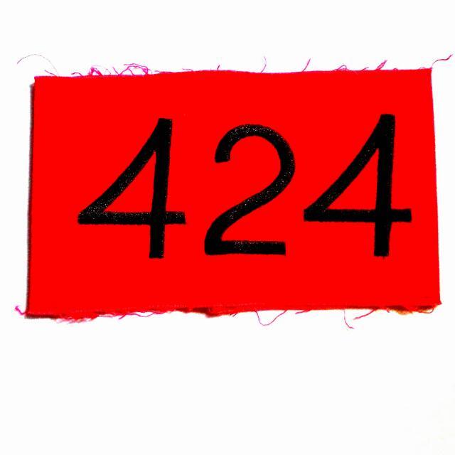 424 Arm Band, Supreme, Bape, Palace, Sussy