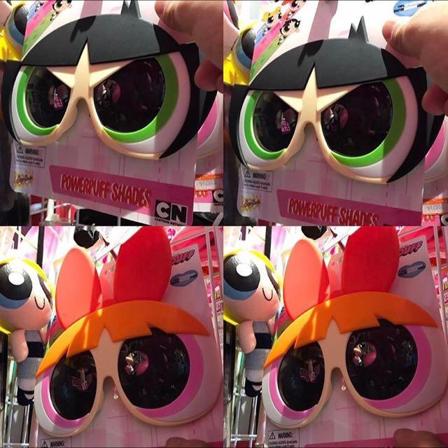徵)飛天小女警眼鏡