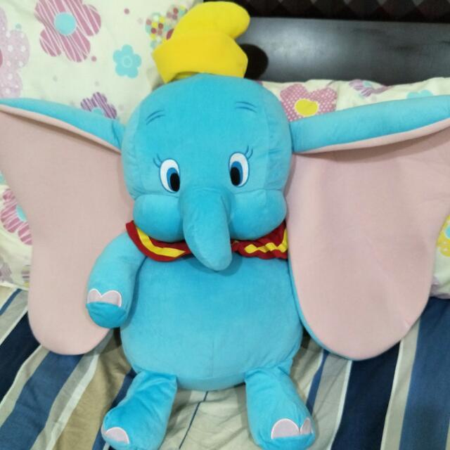 小飛象玩偶 超大玩偶