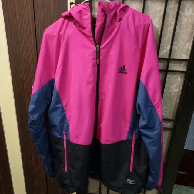 Adidas防風外套