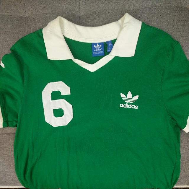 adidas originals retro beckenbauer sweatshirt