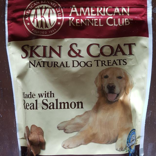 American Kennel Club Skin and Coat Dog Treats - Salmon