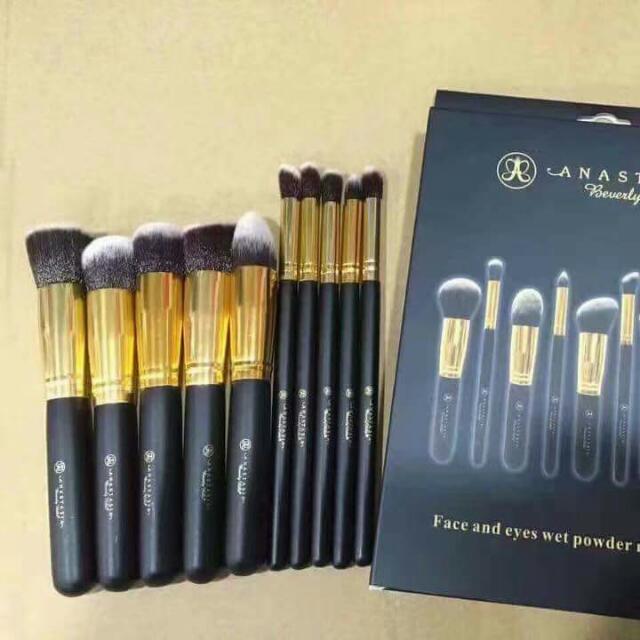 Anastasia 10in1 Set Brush