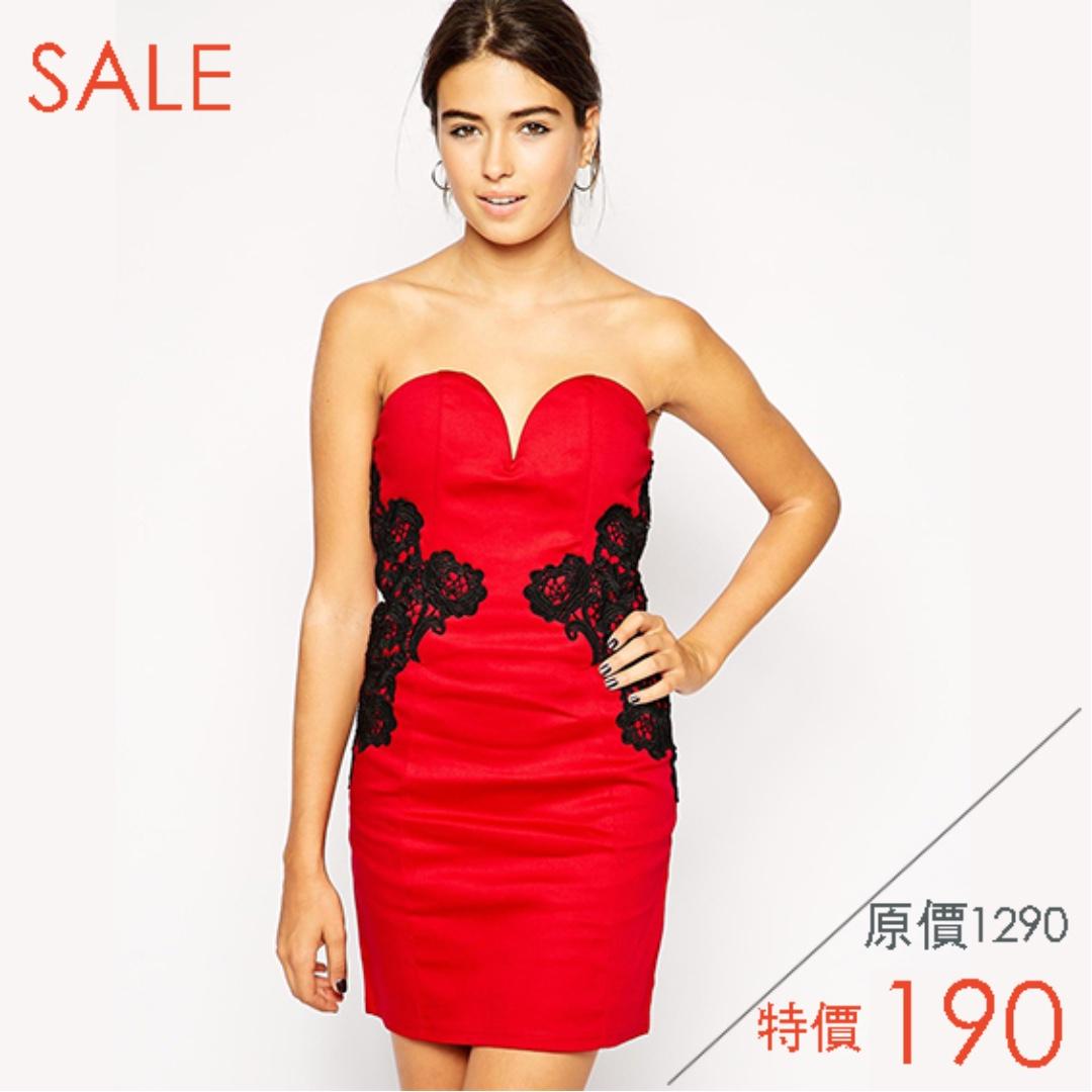 ASOS平口小禮服 #六月免購物直接送