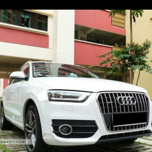 Sline Audi Q3 2.0T Quattro , Cars, Cars For Sale On Carousell
