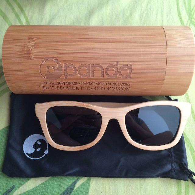 Authentic Panda Eyeglasses