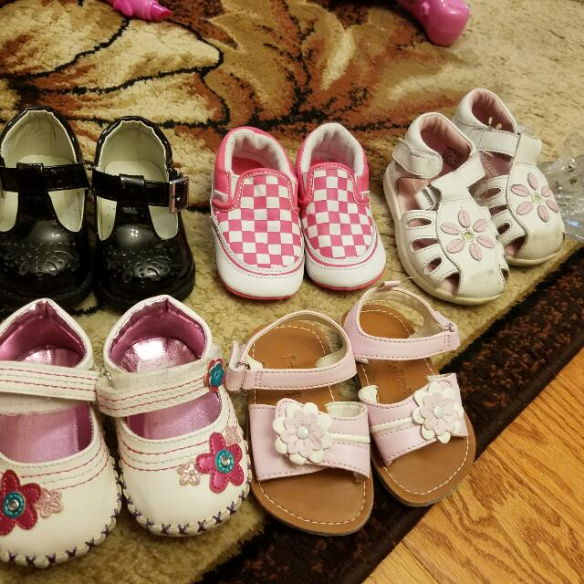 Baby Shoes Size 4