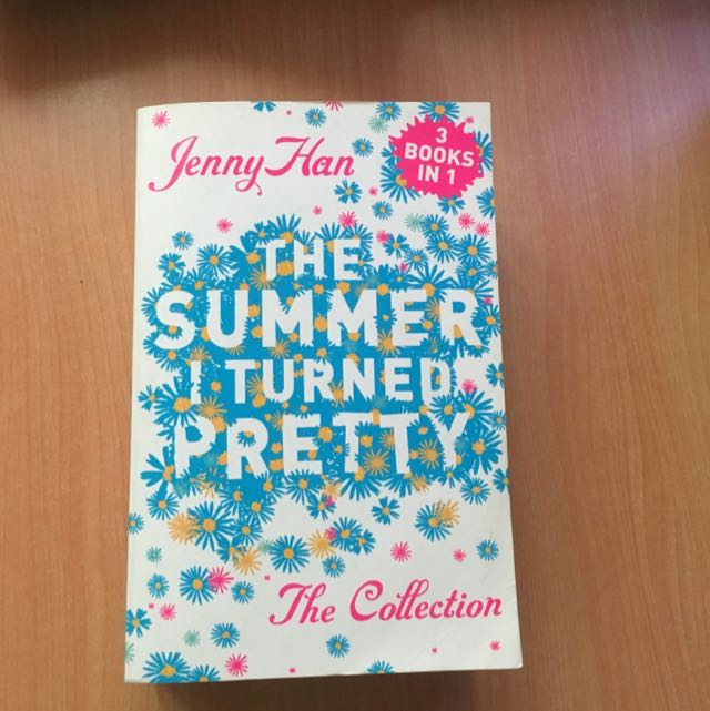 Bahasa Inggris 3 Books In 1 By Jenny Han