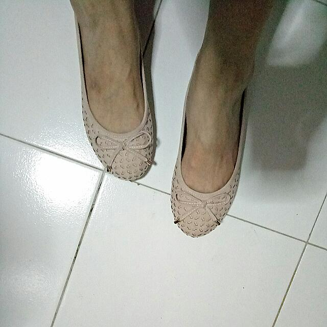 Bellagio Flat Shoes - PRELOVED