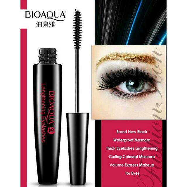 BioAqua Lengthening And Volumizing Mascara