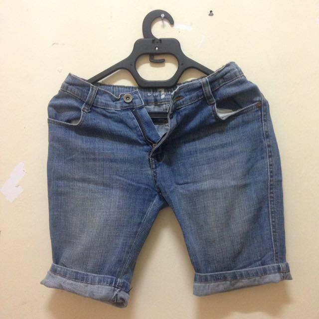 Blue Jeans Denim Shorts