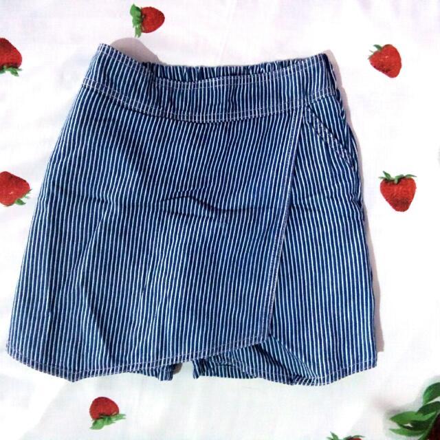 Blue Jeans Skort
