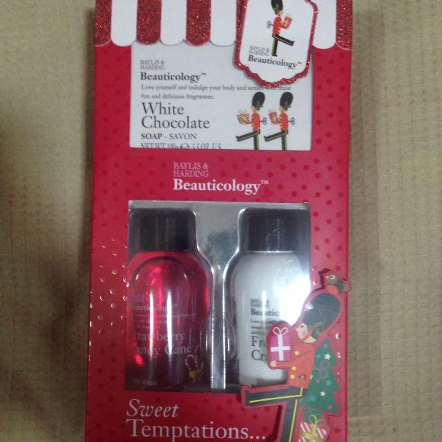 Body Lotion And Soap Beauticology