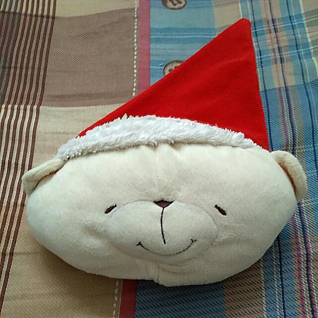 Boneka Bear Santa