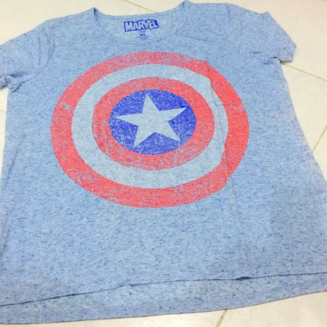 Capt. America Shirt