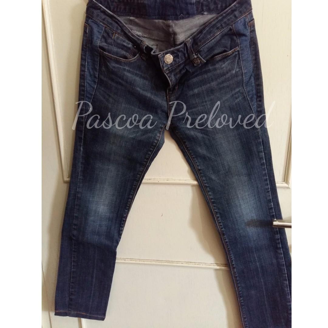 Celana Jeans Second