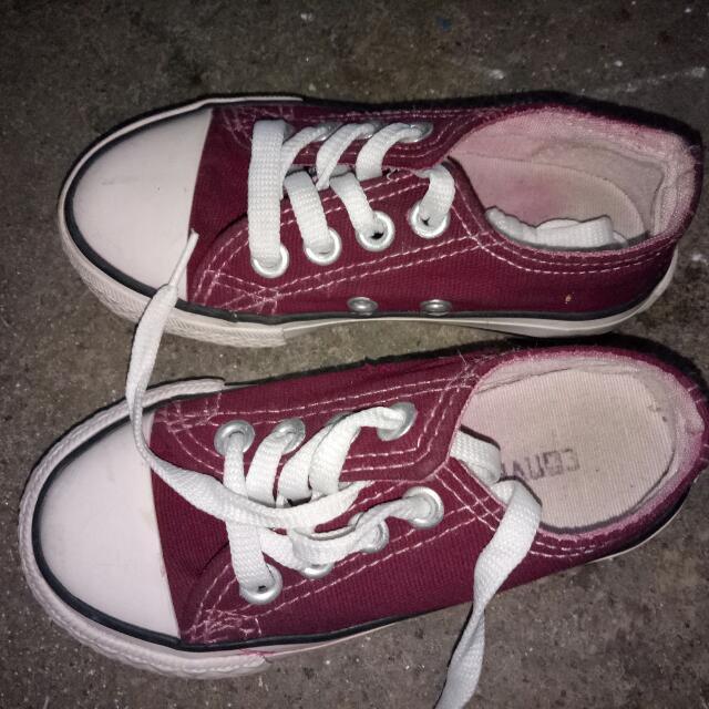 Converse shoes (Original)
