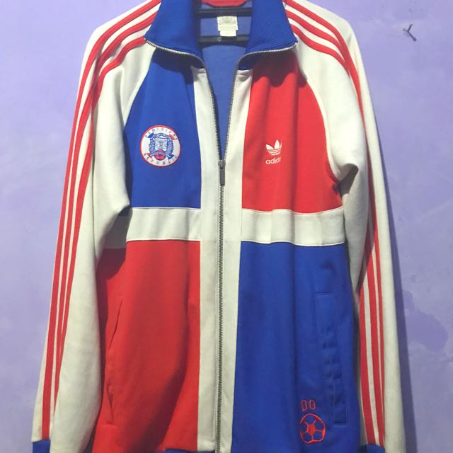 best authentic 5ccbf d71ed Dominican Republic National Team Jacket by adidas, Olshop ...