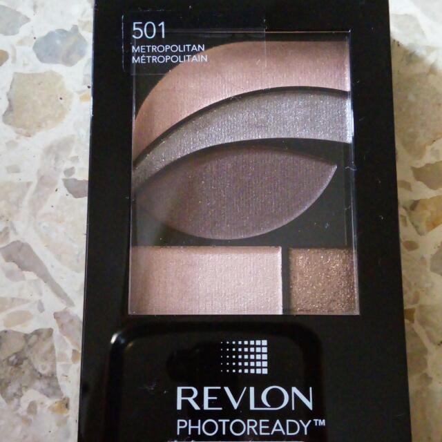 eyeshadow primer Revlon PhotoReady 501