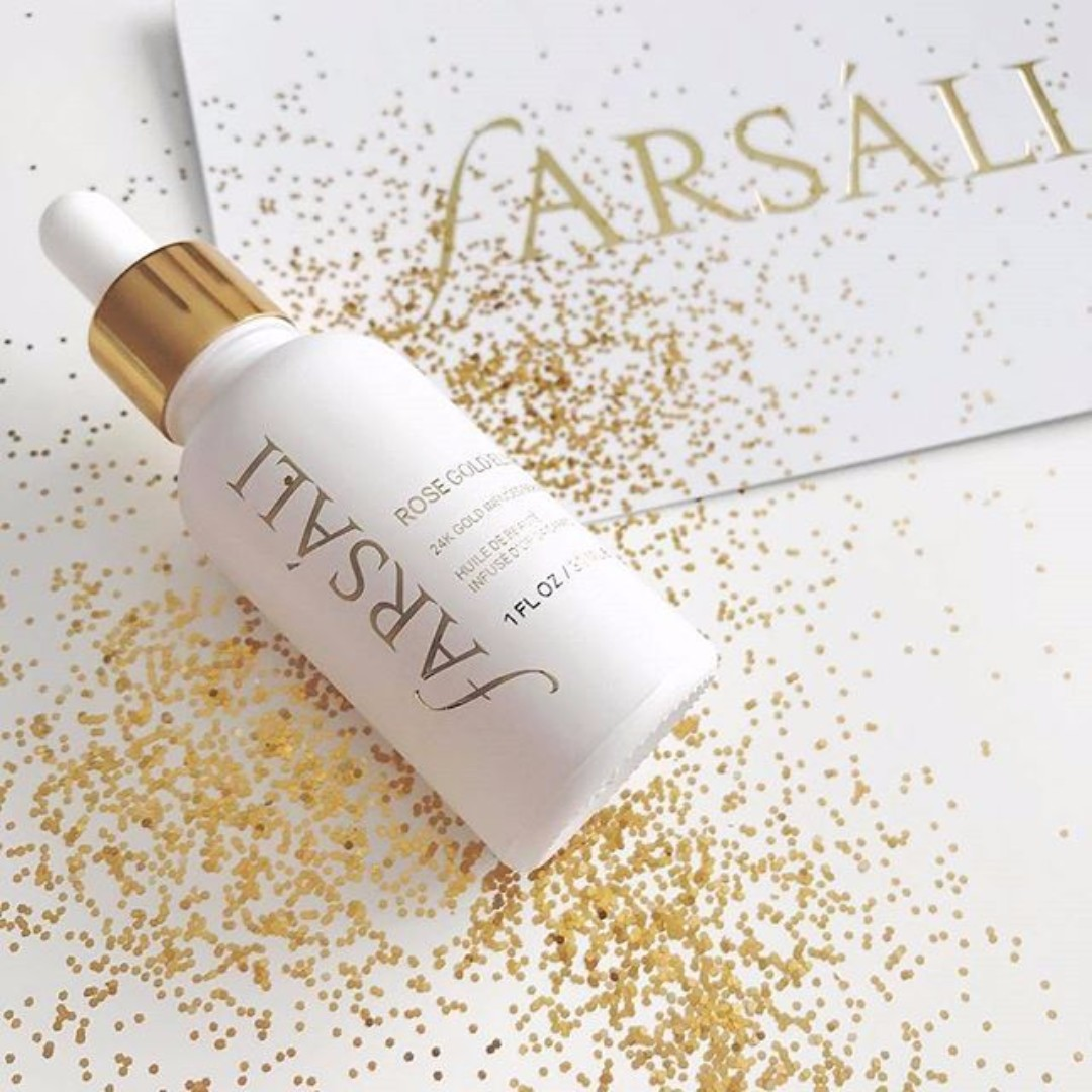 FARSALI ROSE GOLD ELIXIR 30 ML