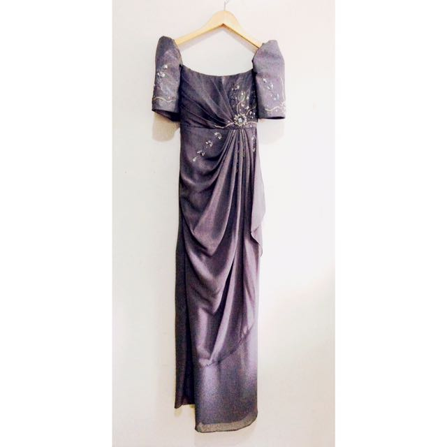Filipiniana (FOR RENT), Preloved Women\'s Fashion, Clothes on Carousell