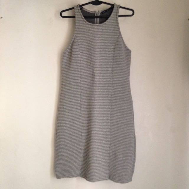 For Me Grey Dress