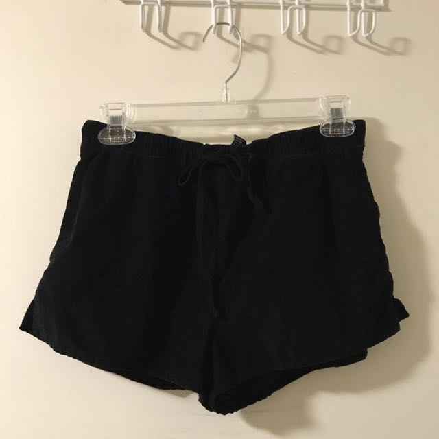 Forever 21 Soft Corduroy Shorts