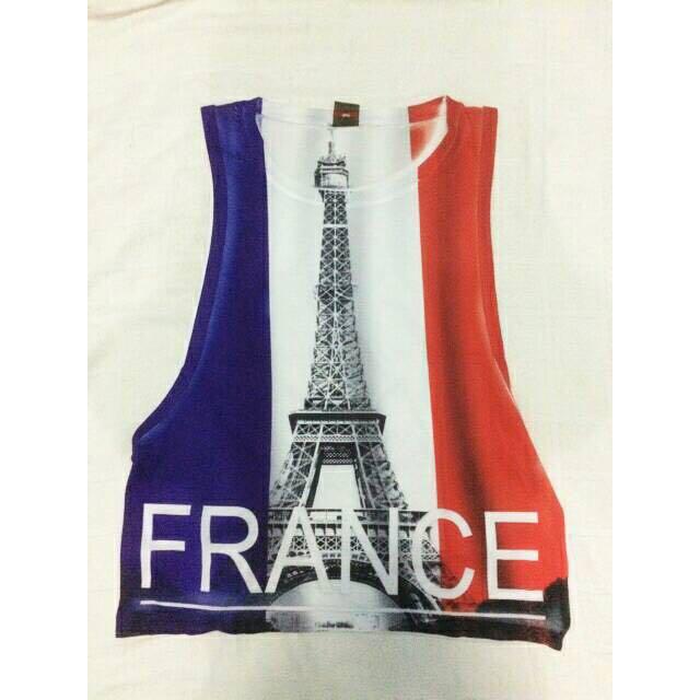 France Tanktop