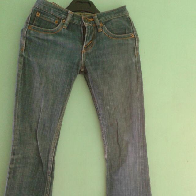 《FREE》Original LEVIS pants