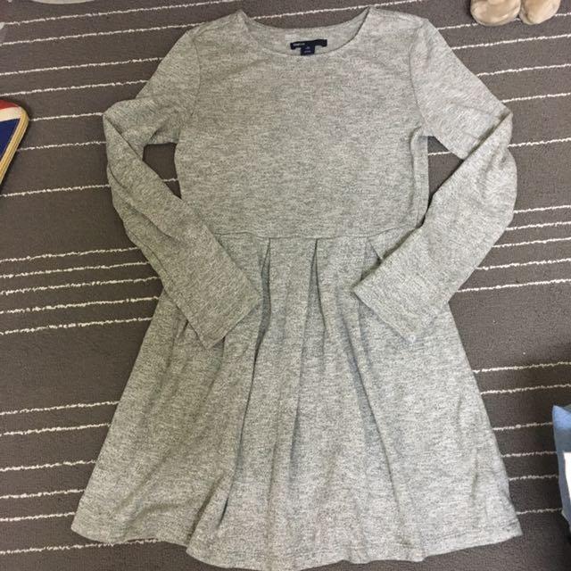 近全新GAP針織洋裝