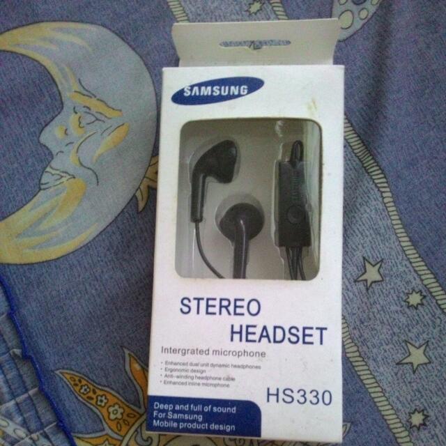 Headset Samsung