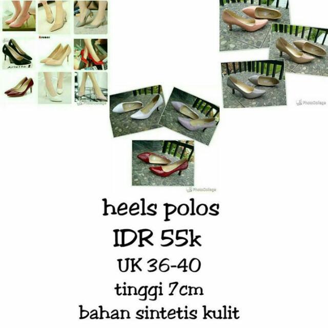 Heels Polos
